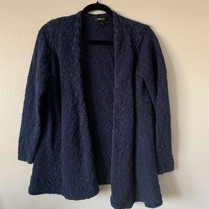 ☀️Blue knit cardigan☀️